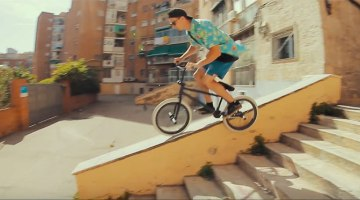 Barcelona BMX Video