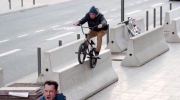 Ciao Crew BMX Wax Video Bruno Hoffmann