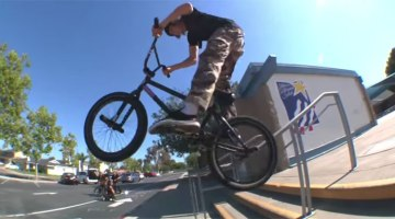 Common Crew No Tradition BMX video
