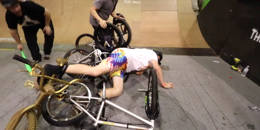 Scotty Cranmer – Dizzy Bat Foot Down