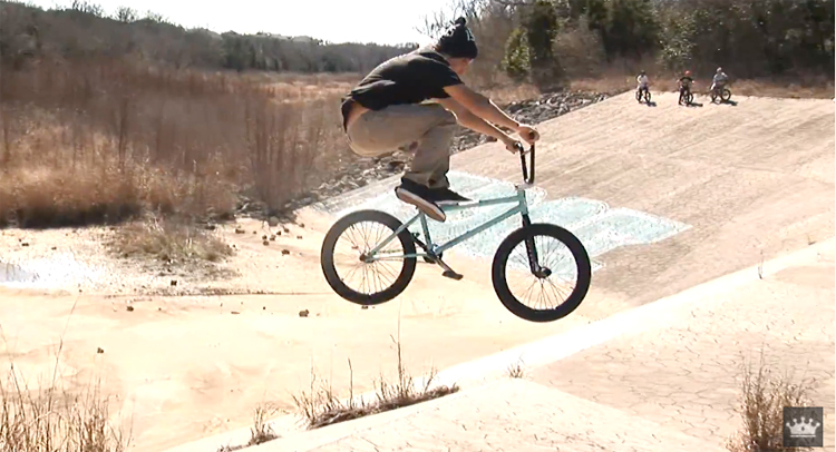 Empire BMX – How To Kickflip with Matt Nordstrom