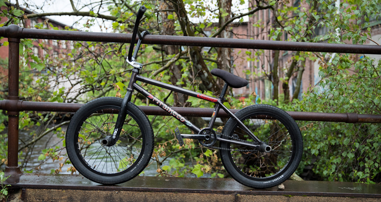 Odyssey BMX – Justin Spriet Bike Check