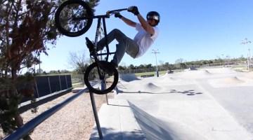 Mat Olson Across America BMX video