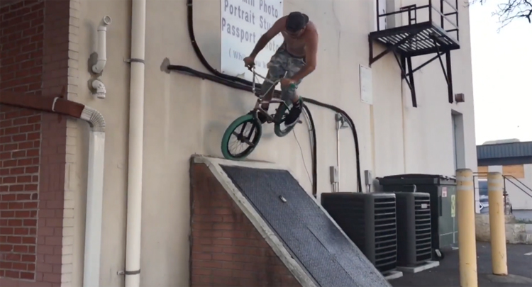 Montana Ricky's BMX Adventure