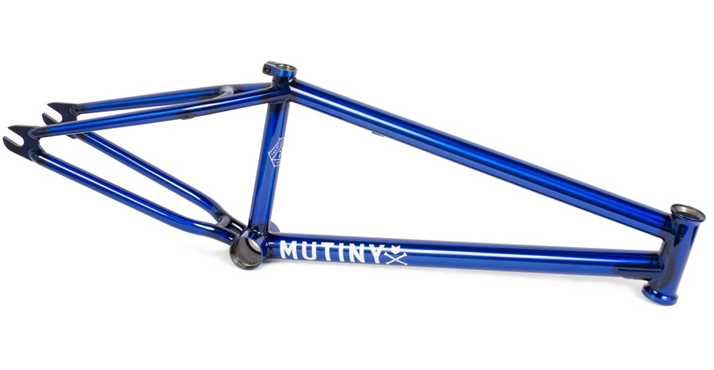 Sneak Peek: Mutiny Bikes - Post Matt Roe Frame