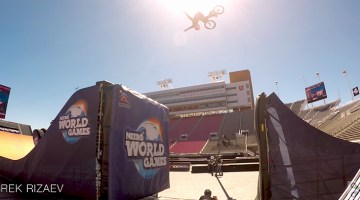 Nitro World Games 2017 BMX Semi-Finals Video