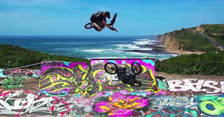 DIG Locals – Santa Cruz BMX Scene