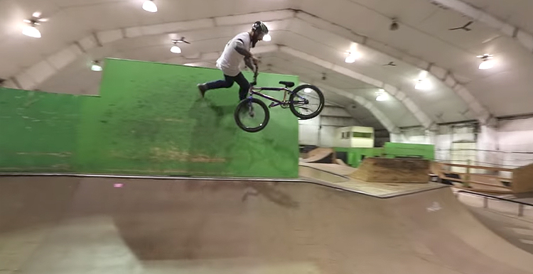 Scotty Cranmer – Brakes VS Brakeless Game of BIKE