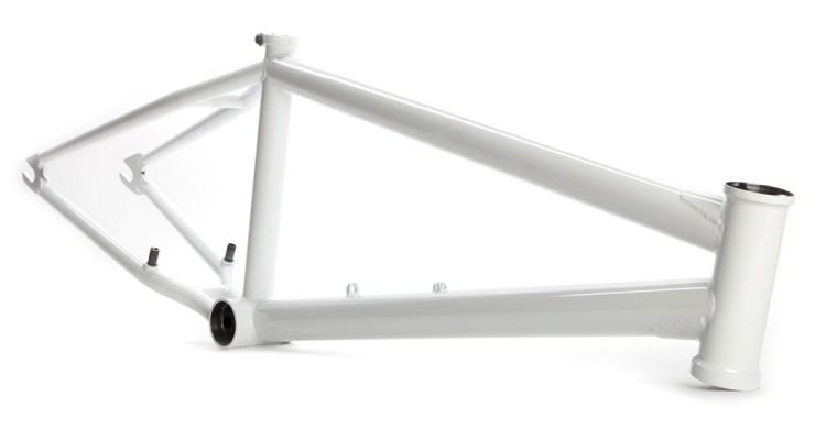 S&M Bikes Black Magic Frame BMX