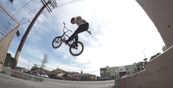 Stolen Bikes – Shane Weston Welcome Video
