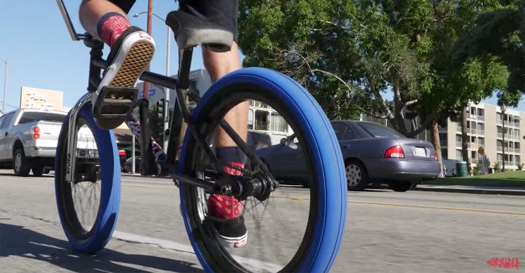 Stranger BMX – Eric Lichtenberger Ballast Tire Promo