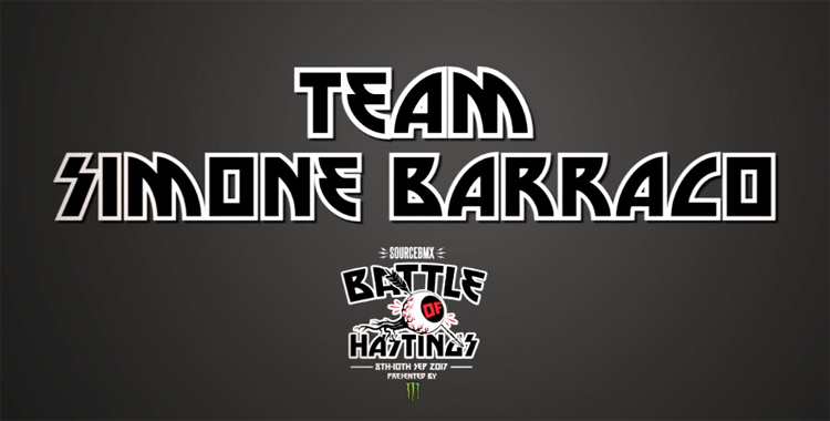 Battle of Hastings 2017 – Simone Barraco Team