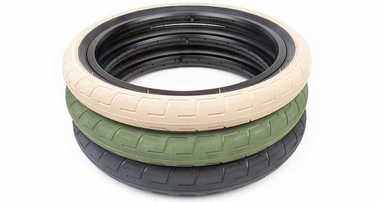 BSD – New Donnastreet Tire Colors