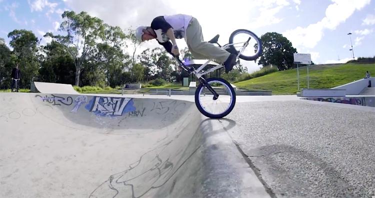 Colony BMX – Clint Millar's 43rd Birthday