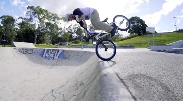 Colony BMX Clint Millar 43rd Birthday BMX Video