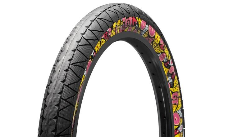 GT BMX Junk Food Pool Tire