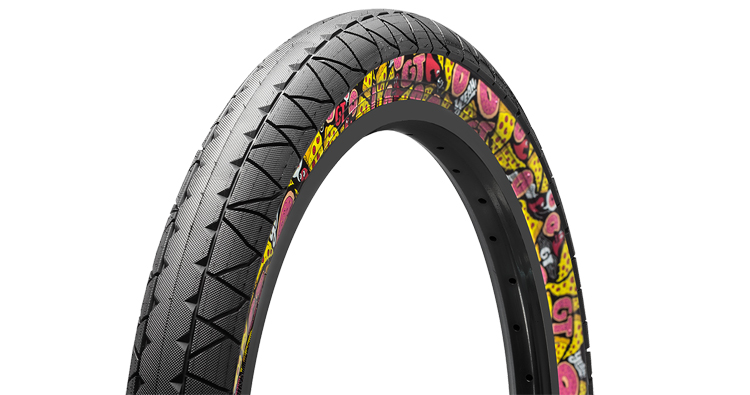 Insight: GT Bicycles – Junk Food Pool Tire