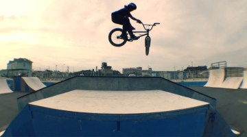 Joji Mizogaki BMX video 11 years old