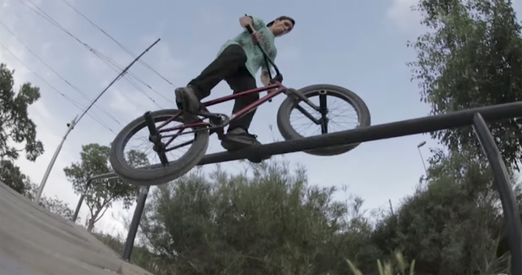 Stress BMX – The Bespaliy Twins