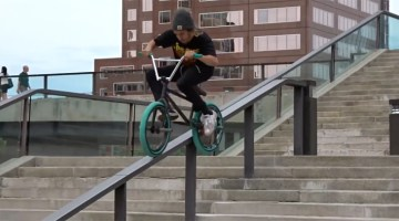 Merritt BMX Boys Are Still Back In Town BMX video
