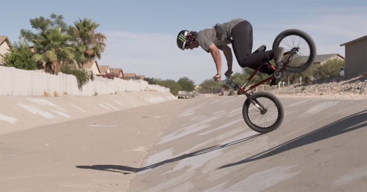 Road To X Games – Kevin Peraza