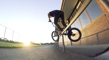 "Sean Falkenstein ""Alive & Well"" BMX Video"
