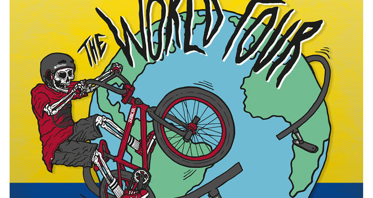 Shadow Conspiracy X Subrosa World Tour: Ecuador Flyer