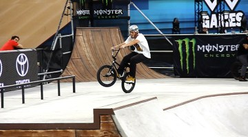 X Games 2017 BMX Street and Park Practice BMX video Raw