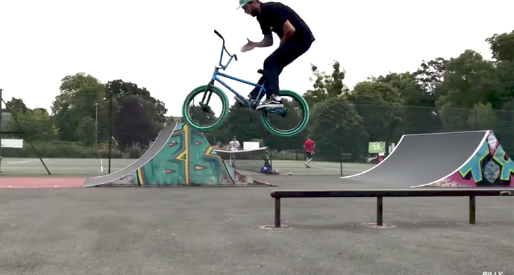 Billy Perry – UK BMX Road Trip Part 2