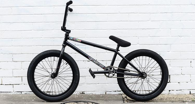 Colony BMX Dean Anderson Bike Check