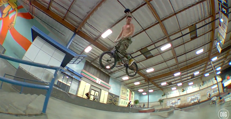 "Etnies ""Chapters"" Premiere Session at The Berrics"