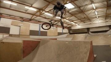 Evan Brandes Haro Bikes BMX video