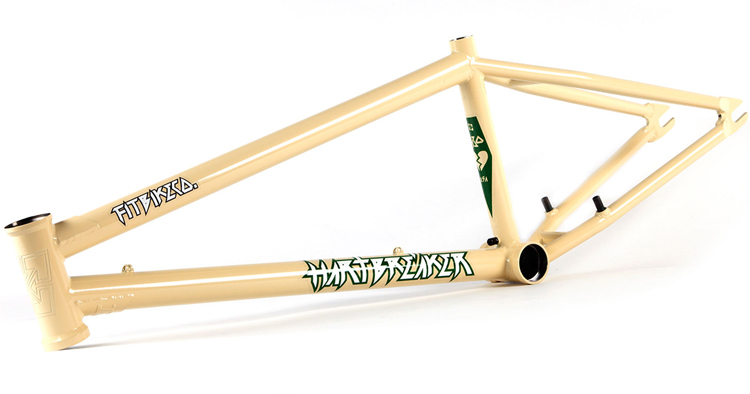 Fit Bike Co. Hartbreaker BMX Frame Beige Hornet