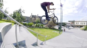 Focalpoint BMX Alive and Well Split Section BMX video