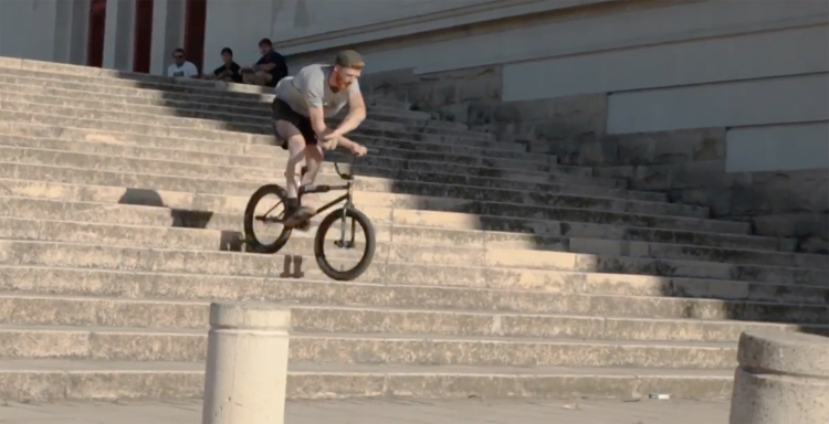 Foundation BMX Co. – Viva Barcelona