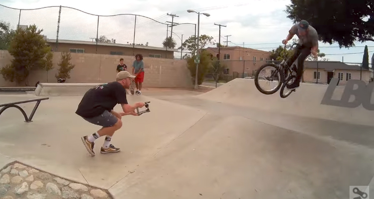How To Film BMX The Correct Way