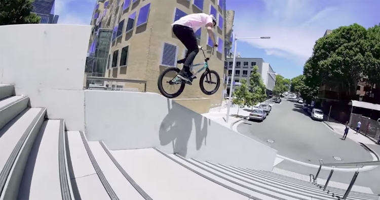 Jack Kelly Alive and Well BMX DVD video