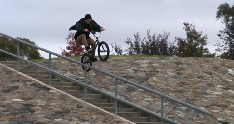 The Back Bone Video – Jack O'Reilly Section
