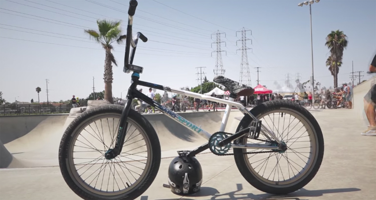 Jason Watts Haro Sport Video Bike Check