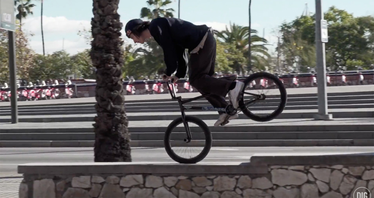 Simone Barraco Crushes Barcelona Spots