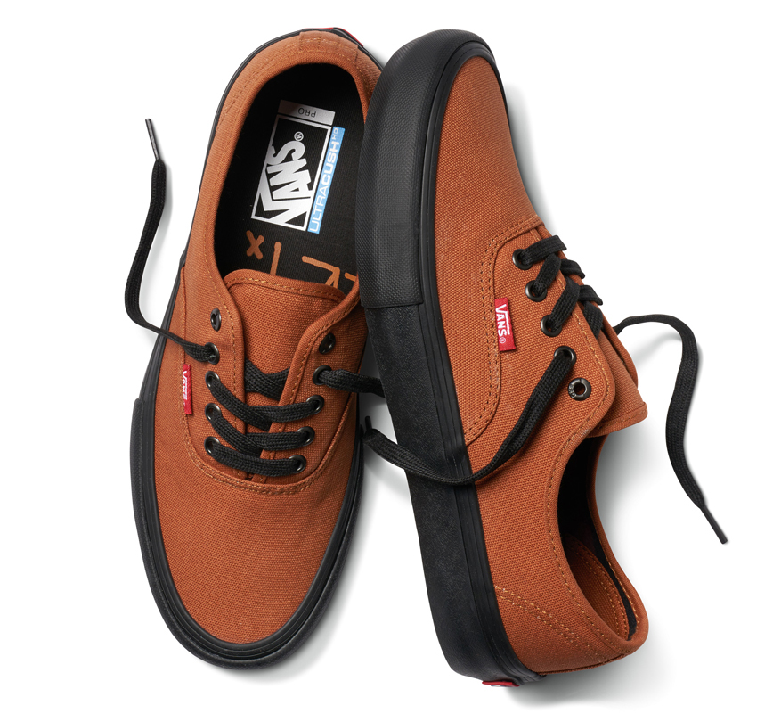Vans BMX Dakota Roche Authentic Pro Shoe