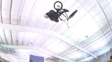 Woodward West Coco Zurita Hangar Vert Ramp BMX video