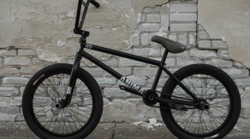 Animal Bikes Johnny Raekes BMX Bike Check