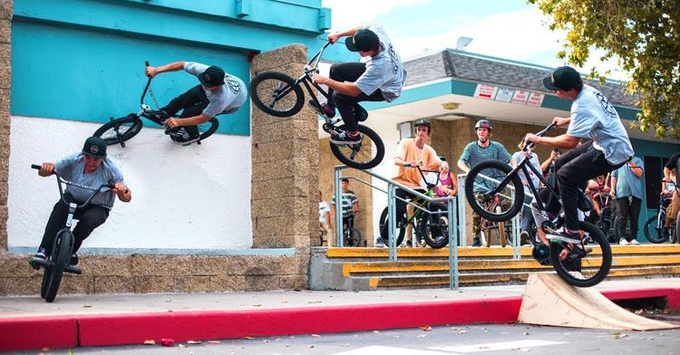 Common Crew Street Ride Got Insane