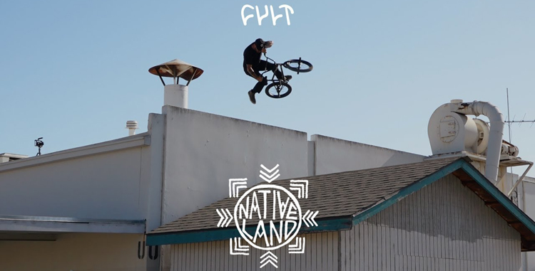 "Cult – Dakota Roche ""Nativeland 3"""