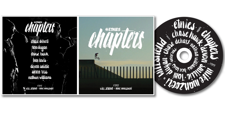 Etnies Chapters BMX DVD Buy Download
