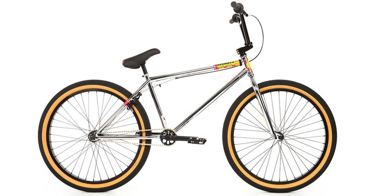 "Fit Bike Co. 2018 Mike Aitken 26"" complete BMX bike"