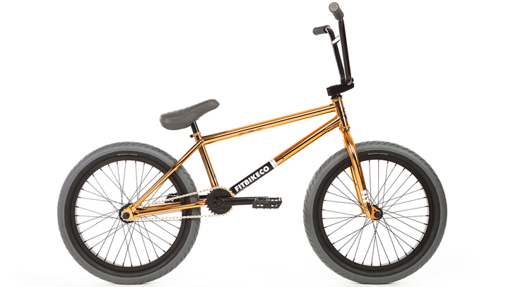 Fit Bike Co. 2018 Austin Augie Complete BMX BIke