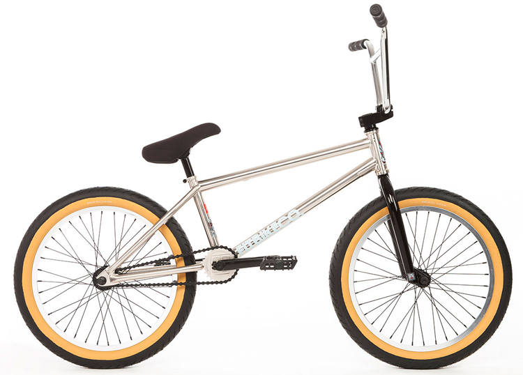 Fit Bike Co 2018 Morgan Long Signature Complete BMX Bike