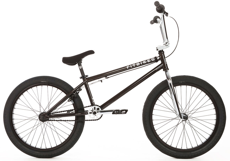 Fit Bike Co. Brian Foster BF22 Signature Complete BMX Bike 2018